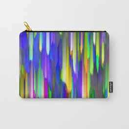 Colorful digital art splashing G394 Carry-All Pouch