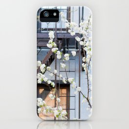 Brooklyn Spring iPhone Case