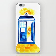 The Doctor of Oz iPhone & iPod Skin