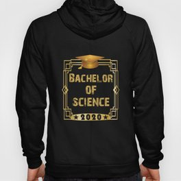 FH Uni Bachelor of Science 2020 graduation gift Hoody