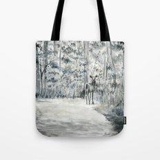 Follow Me by Teresa Thompson Tote Bag