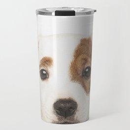 Jack Russell Puppy Travel Mug