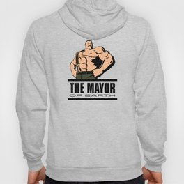 THE MAYOR OF EARTH Hoody