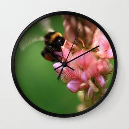Bumblebee Wall Clock