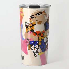 World Full Of Colors Travel Mug
