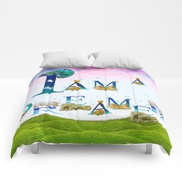 I Am A Dreamer  Comforters