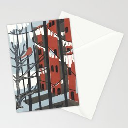 Five Flights Up Stationery Cards