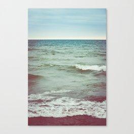 Lake of Dreams Canvas Print