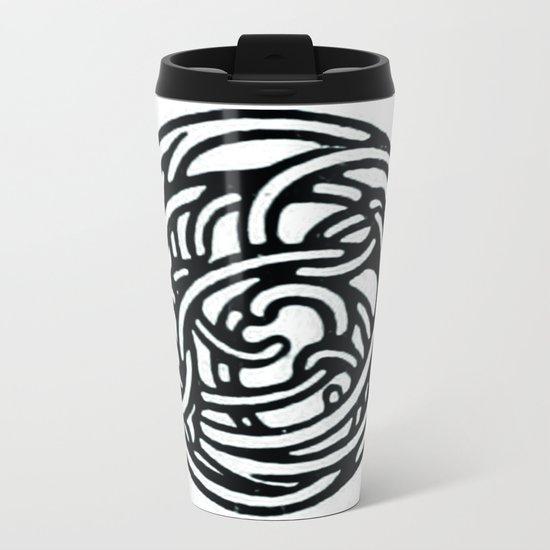 Knot 4 Metal Travel Mug