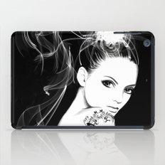 Smoke Girl iPad Case