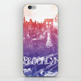 BrooklynToNY iPhone Skin