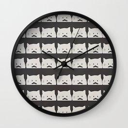 cats-375 Wall Clock
