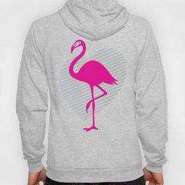 love flamingos Hoody