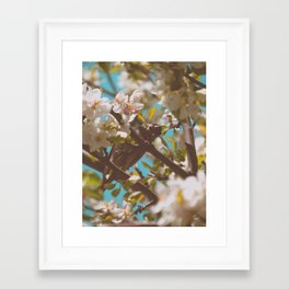 Early April Framed Art Print