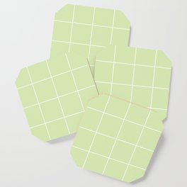 Absinthe Grid Coaster
