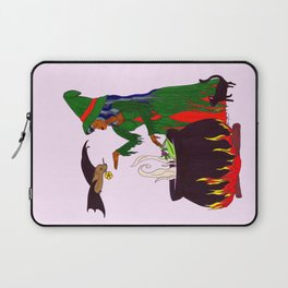 Boil and Bubble Laptop Sleeve