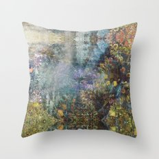 Fairyland Throw Pillow