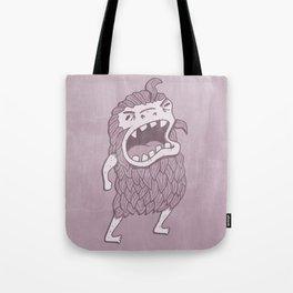 Sasquatch Tote Bag