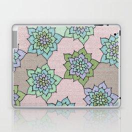 zakiaz lotus design Laptop & iPad Skin