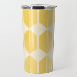 Zola Pattern - Golden Spell Travel Mug