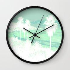 I love Cali! Wall Clock