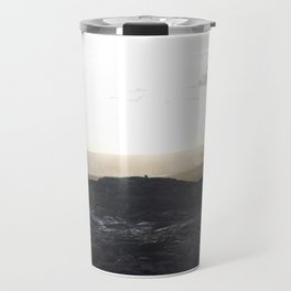 Kalapana Lava Flow Travel Mug