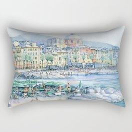 Pegli d'estate Rectangular Pillow