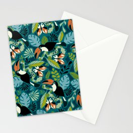 Toucan Tropics Stationery Cards