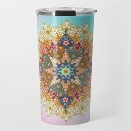 mandala fullcolor Travel Mug