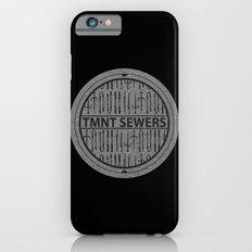 TMNT SEWERS Slim Case iPhone 6s