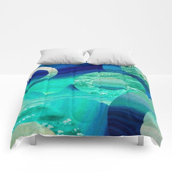 SEA-NCHRONICITY Comforters