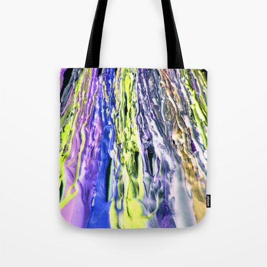 Wax #6 Tote Bag