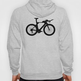Bike T.T. Black Hoody