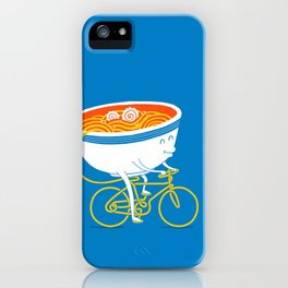 GoGo Ramen iPhone Case