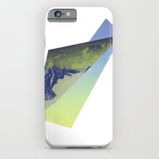 Triangle Mountains iPhone 6s Slim Case