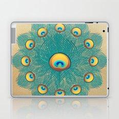 Mandala Peacock Laptop & iPad Skin