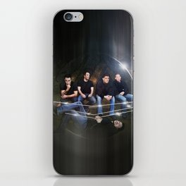 The Scrap Pack iPhone Skin