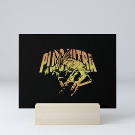 All Might Plus Ultra Mini Art Print