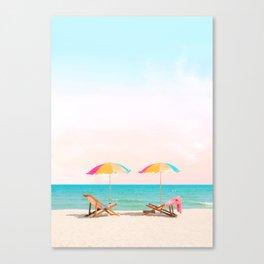 Tulum Canvas Print