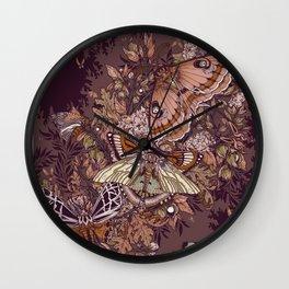Transarctiinae Wall Clock