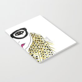 Alicia Frank Custom Notebook