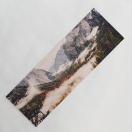 Amazing Yosemite California Forest Waterfall Canyon Yoga Mat