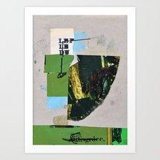 partisanpaper llD Art Print