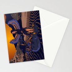 Medusa of Music meets Lilith Stationery Cards