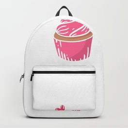 Whats in the Oven Gender Reveal Backpack