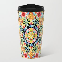 Nouveau Chinoiserie Travel Mug
