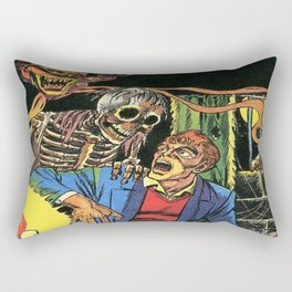 Horror in the Dark - the Pre-Code Collection Rectangular Pillow