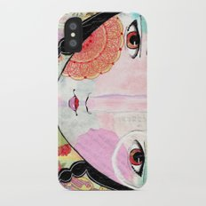 Trust Your Wings Slim Case iPhone X