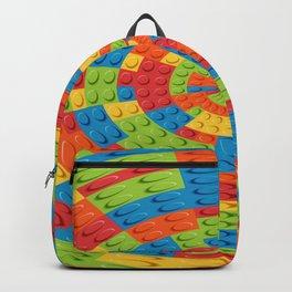 Bricks Delirium Backpack