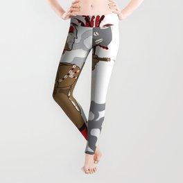 Eleggua Leggings
